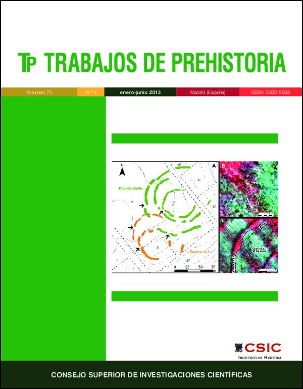 Las Pozas (Casaseca de las Chanas, Zamora): interpretación del trazado de los fosos detectados sobre el parcelario y posibles cabañas (p. 179)