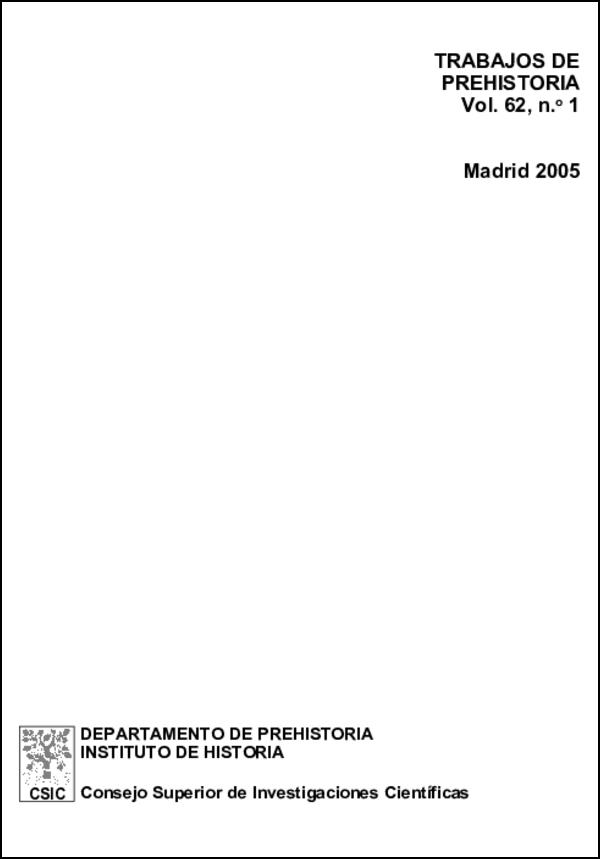 Ver Vol. 62 Núm. 1 (2005)