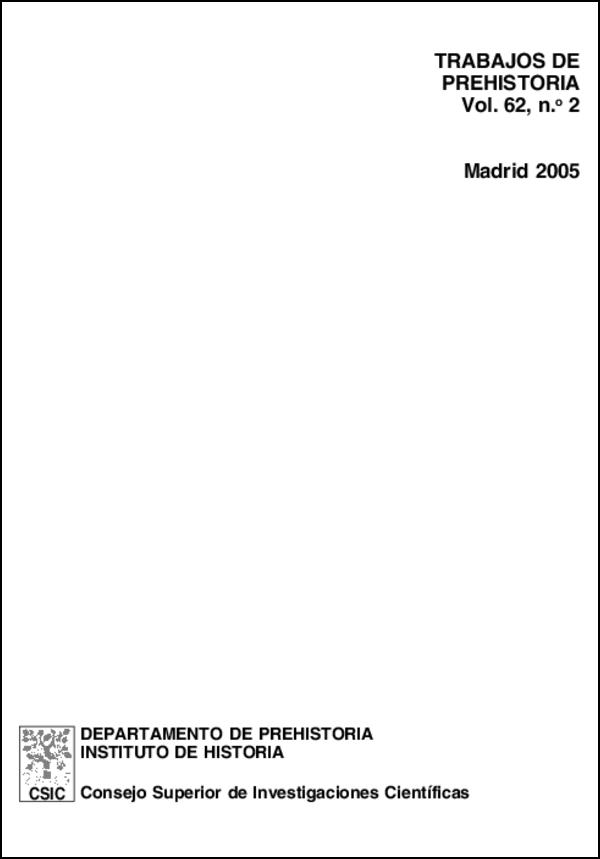 Ver Vol. 62 Núm. 2 (2005)